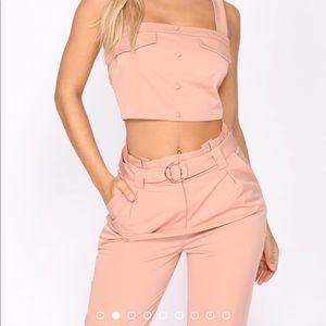 Pants - Chic set